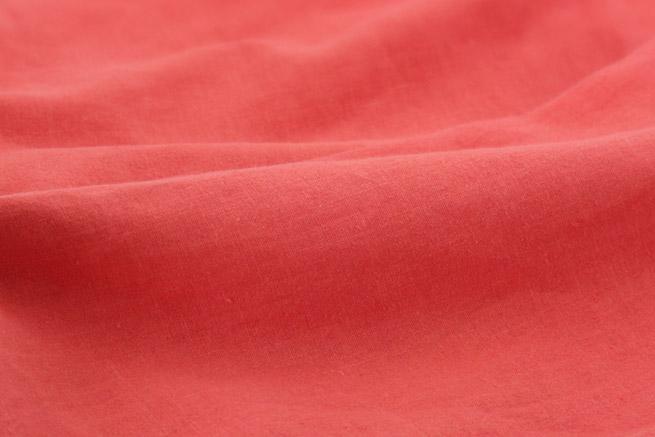お寺の四季染め「紅葉」パンツの生地