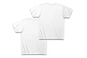 綿・Tシャツ(2枚)