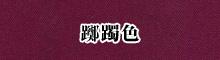 躑躅色-ウール・ナイロン用そめそめキット-