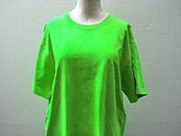 「そめそめ蛍光染色キット グリーン」を使って染めてみました