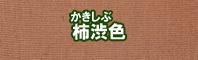 柿渋色に染める - そめそめキットPro